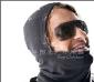 户外多功能超轻保暖抓绒帽 滑雪帽 cs帽 飞虎帽 防恐帽