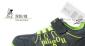 霹雳狗春款韩版儿童底真皮小中大童男女童运动鞋童鞋D110 绿色