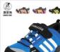 正品霹雳狗童鞋 真皮软底儿童运动鞋男女童鞋 网布单鞋 A111 蓝色