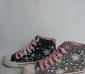 双星 新款高帮女鞋 靓丽ZHW301
