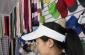 外贸原单批发 纯色空顶太阳帽夏季遮阳帽 空顶帽 特价