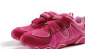 正品零派户外登山鞋 休闲真皮童鞋30-38 两色 粉色 童鞋批发